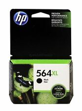 HP 564XL Black Ink Cartridge CN684WN Genuine New