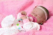 MY Darling BABY GIRL! BERENGUER LIFE LIKE REBORN PREEMIE PACIFIER BOTTLE ++