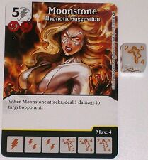 MOONSTONE HYPNOTIC SUGGESTION 120/142 Civil War Dice Masters Rare