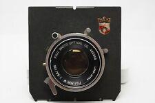 Fujifilm FUJINON W 135mm 1:5.6 MF Lens for Large Format #is014f