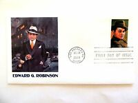 "October 24th, 2000 ""Edward G. Robinson"" First Day Issue"