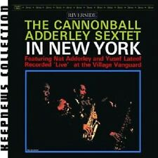 "Cannonball Adderley Sextet ""a New York"" CD NUOVO"