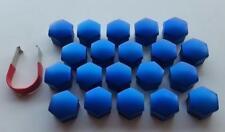 19 mm Mid Blu coperture dadi ruota con lo strumento di rimozione M17/10