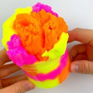 SCENTED Hawaiian Ice Cloud Slime | Handmade In USA