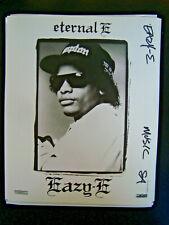 Original 1990's Eazy-E NWA Press Promo Photo 8x10 Rap Hip-Hop Eric Wright RARE d