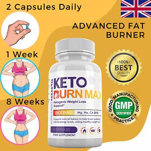 KETO BURN MAX STRONGEST KETO DIET PILLS : FAST WEIGHT LOSS KETOSIS FAT BURNER
