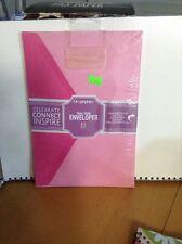 Geographics Pink/Rose Dual Tone Envelopes 15 Ct