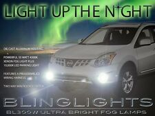 Xenon Fog Lamps Lights Kit Drivinglights for 2011 2012 2013 Nissan Rogue