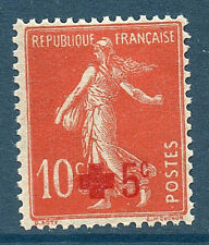 TIMBRE N° 146 NEUF * * GOMME ORIGINALE CROIX-ROUGE
