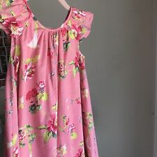 Baby GAP Pretty in Pink Floral Dress Size 5 YR
