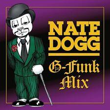 Nate Dogg - G-Funk Mix  Explicit Version (2010, CD NEUF)