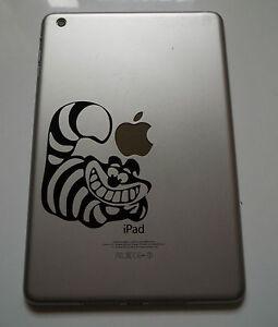 """iPad Mini Cat Vinyl Decal Sticker Samsung Tab Kindle Hd 7"""" Tablet 7inch"""