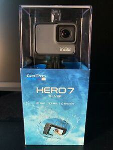 GoPro Hero 7 Silver Waterproof Action Camera BRAND NEW