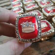 1978 MUHAMMAD ALI RING WITH CROWN HEAVY WEIGHT CHAMP  Ring SIZE 11..