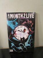 1 Month 2 Live Spider-Man Fantastic 4 Avengers Marvel HC Hard Cover New Sealed ~