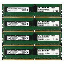 PC4-17000 Micron 32GB Kit 4x 8GB HP ProLiant WS460c BL460c WS460c Memory RAM