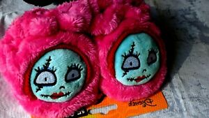 Disney Nightmare Before Christmas Baby Infant Booties Sally 0-6 Month