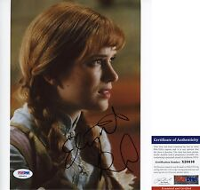 Elizabeth Lail Signed 8x10 Once Upon a Time Anna PSA/DNA