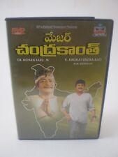 Major Chandrakanth India DVD telugu 2003 All regions Indian feature
