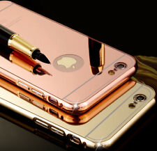 FUNDA CARCASA MIRROR LUXURY ALUMINIUM BUMPER PARA IPHONE 6 PLUS 6 5S CASE ESPEJO