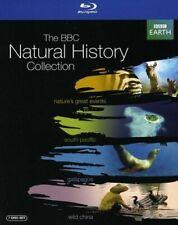 BBC Natural History Collection Box Set [Bluray] [Region Free] [DVD]