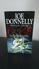 Joe Donnelly BANE Paperbacks From Hell Horror Book