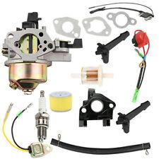 Carburetor Ignition Coil Spark Plug Kit For Honda HS828/HS80/HS928 Snow Blower