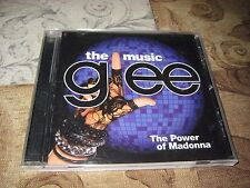 Glee: The Music, the Power of Madonna by Glee (CD, Apr-2010, Columbia (USA)