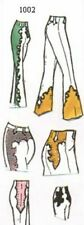 Classic Western Pant Yoke pattern, 6 different views Lola Gentry 1002 rodeo show