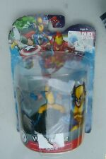 "Monogram 4""Marvel Wolverine Figure Universe Xmen Superhero Free Shipping"