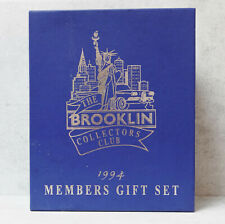Brooklin models 1994 Collectors Club Members Gift Set 6th Anniversary  NEW RARE