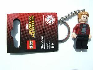 Lego Super Heroes, Star-Lord Keyring - 853707