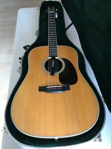 Excellent Condition - 2020 Martin Acoustic Guitar D35 with OHSC