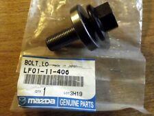Crankshaft pulley bolt, genuine Mazda MX-5 mk3 NC 1.8 & 2.0, MX5 crank front