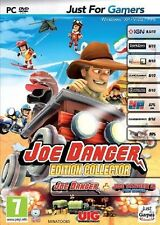 JOE DANGER + JOE DANGER 2, The Movie NEUF PC