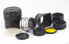 Obiettivi fissa/prima per fotografia e video Leica, con apertura massima F/2.0