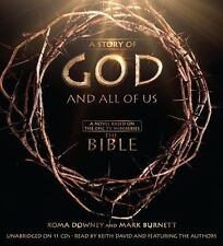 A Story of God and All of Us by Roma Downey and Mark Burnett 2014, Audiobook