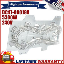 DC47-00019A Dryer Heating Element Heater Replacement Parts for Samsung Kenmore