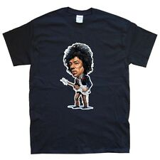 JIMI HENDRIX iii T-SHIRT in 15 Colours NEW sizes S M L XL XXL rocktoons toons