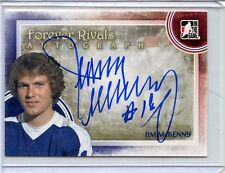2012/13 ITG FOREVER RIVALS JIM MCKENNY AUTOGRAPH
