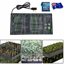 AU Hot Seedling Heat Mat Plant Seed Germination Propagation Clone Starter Pad