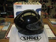 NEW Shoei RF-1100 full face street bike helmet polished Black XXS 0113010502