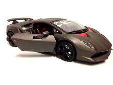 Lamborghini Sesto Elemento Italian Design 1:24 Diecast Metal By Burago Toys