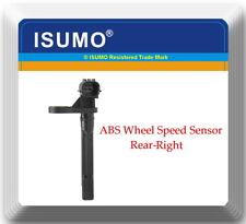 ABS Wheel Speed Sensor Rear Right Fits Toyota Sequoia 2008-2017