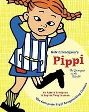Pippi Longstocking: The Strongest in the World!, Lindgren, Astrid, Vang Nyman, I
