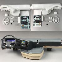 1:14 RC Car Body Modify Internal Center Cab for Tamiya Scania R620 56323 Truck