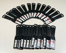 "1.5"" Flexible Plasitc Putty Knife Spackling Tool Drywall Knife 28pk"