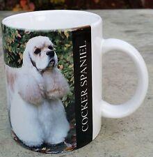 Crocker Spaniel Coffee Mug Cup Dog Pet Stuffed Animal Keurig Starbucks Lover Cat