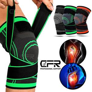 CFR Kniebandage Kniestütze Knieorthese Sport Bandage Knie Schutz Stabilisatoren