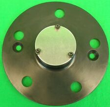 "RCR Driveline 4.75"" bolt circle - Grand National Drive Flange with Dust Cap"